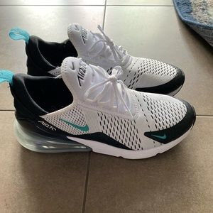 Nike air Max 270 work once sz 12 rare colorway